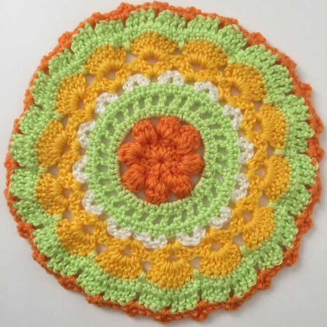 Ashe's Crochet Mandalas for Marinke