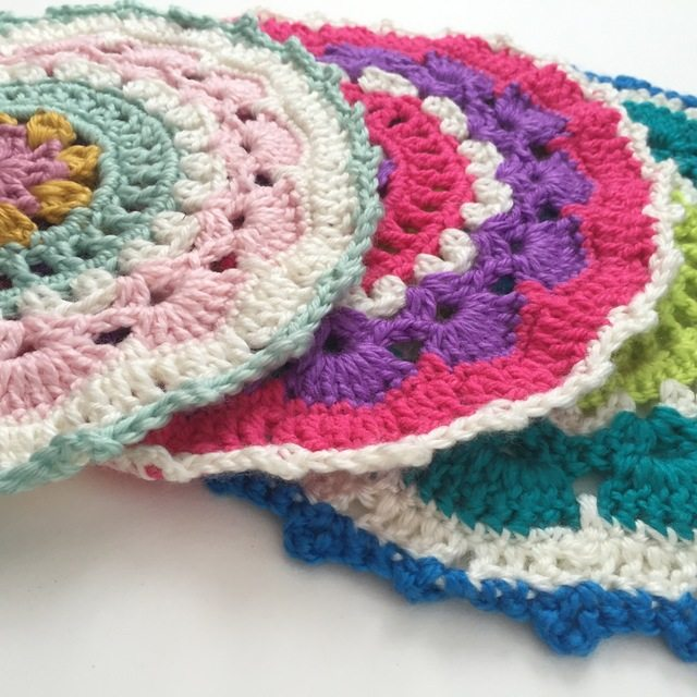 Crochet Mandalas by Ruby Jane's Lane