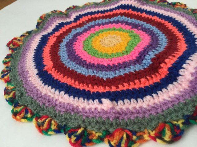 Jay's Crochet Mandalas for Marinke