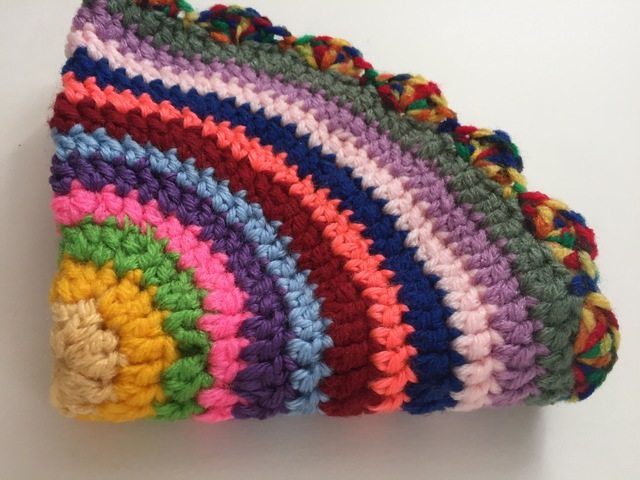 Jay's Crochet Mandala for Marinke