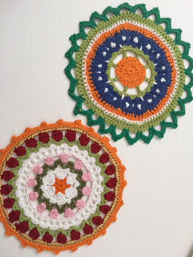 Dianne45's Crochet MandalasForMarinke