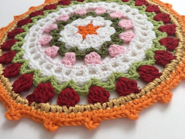 Dianne's Crochet MandalasForMarinke