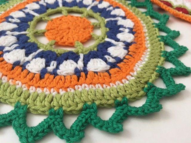 Dianne45's Crochet Mandalas