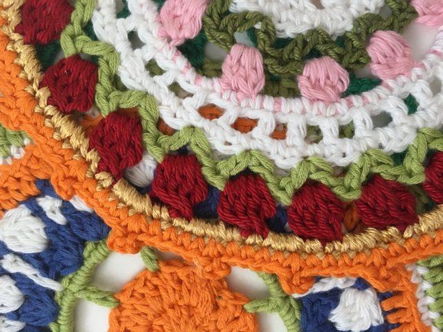 Dianne45's Crochet Mandalas For Marinke