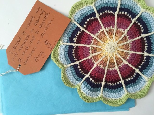 Amy's Crochet Mandalas For Marinke