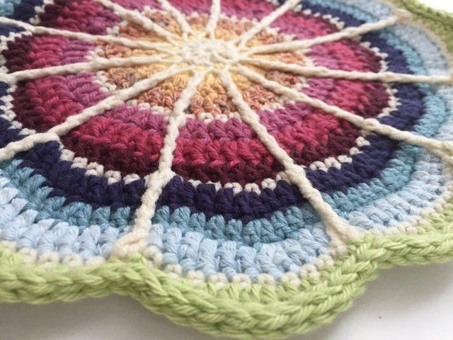 Amy's Crochet Mandala
