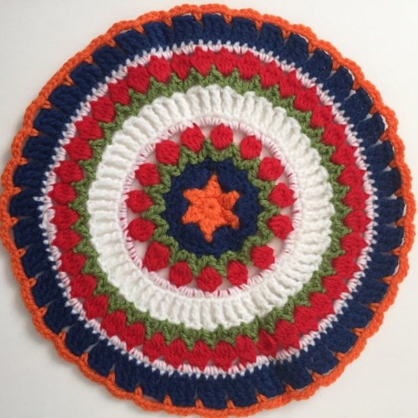 jodie's crochet mandalas for marinke