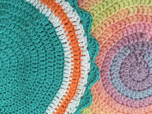 crochet mandalasformarinke by linda