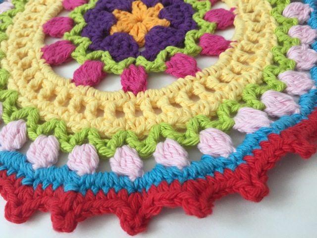 Michelle's Crochet Mandalas For Marinke