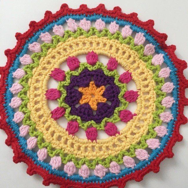 Michelle's Crochet MandalasForMarinke