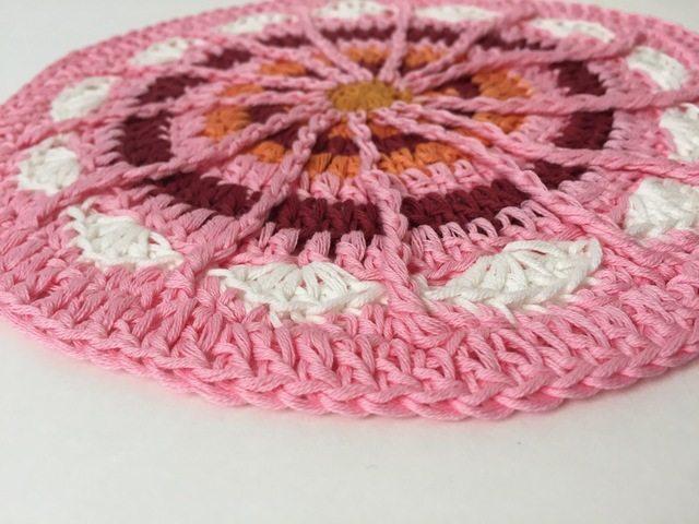 Catherine's Crochet MandalasforMarinke