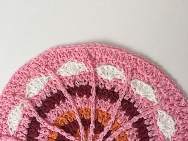 Catherine's Crochet Mandalas for Marinke