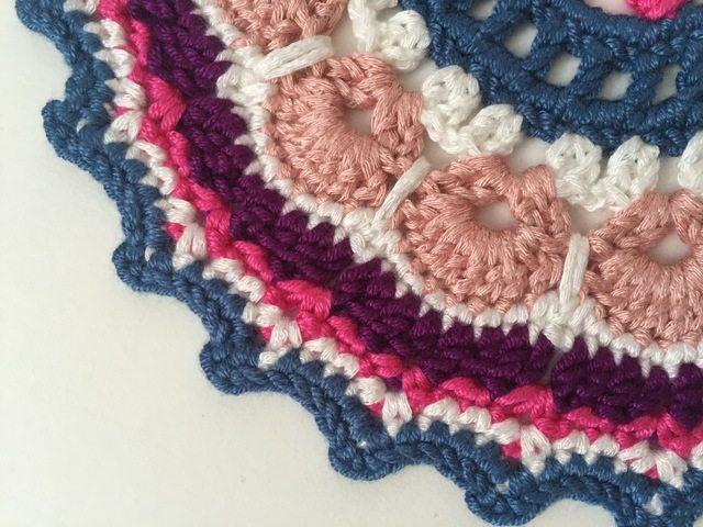 Athena's Crochet Mandalas for Marinke