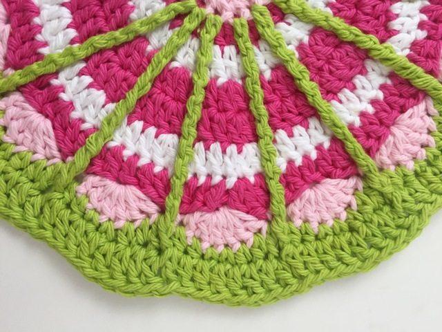 Grace W Crochet Mandalas for Marinke