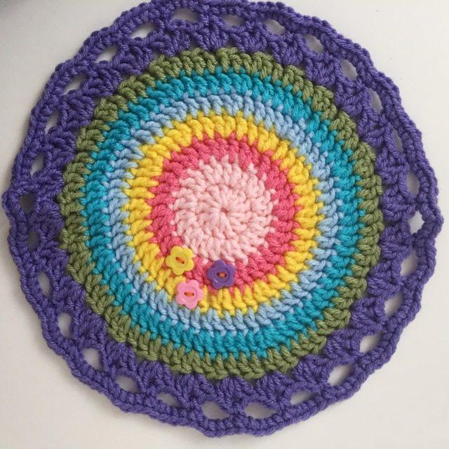 Debi's Crochet MandalasforMarinke