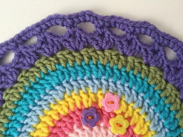 mandalasformarinke crochet by debi