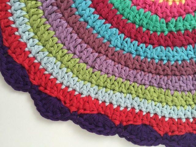 Karen's #Crochet MandalasForMarinke