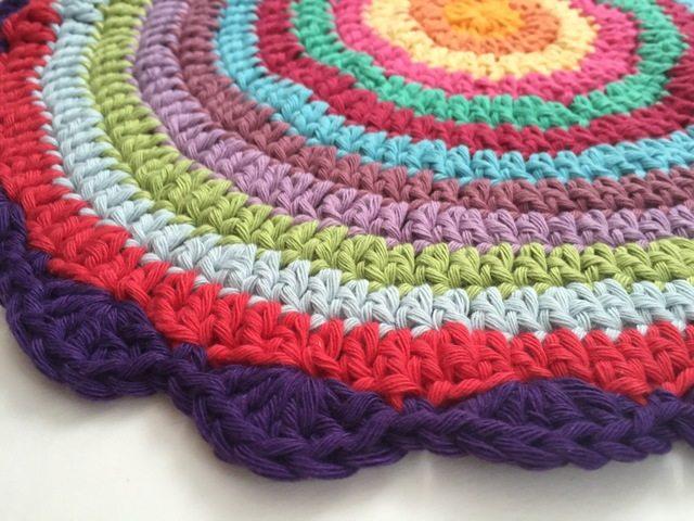 Karen's Mandalas For Marinke From Lancaster, UK