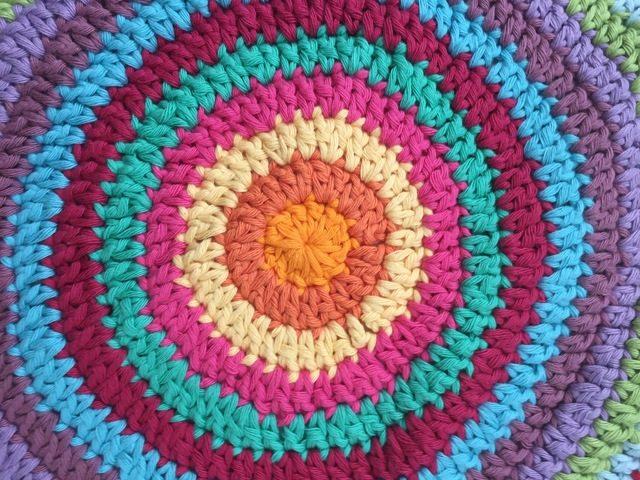Karen's #Crochet Mandalas For Marinke