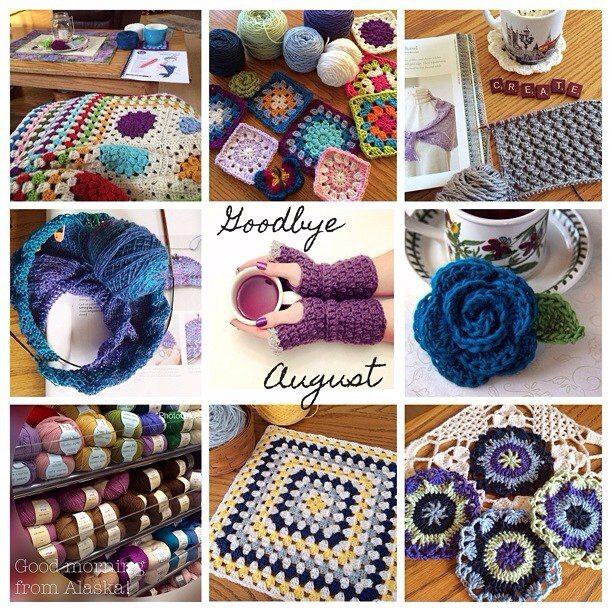 joyfuljaxcrochets.and.knits crochet august collage