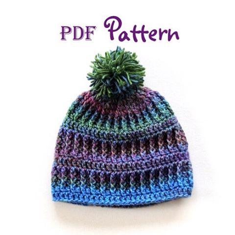 joyfuljaxcrochets.and.knits crochet hat pattern