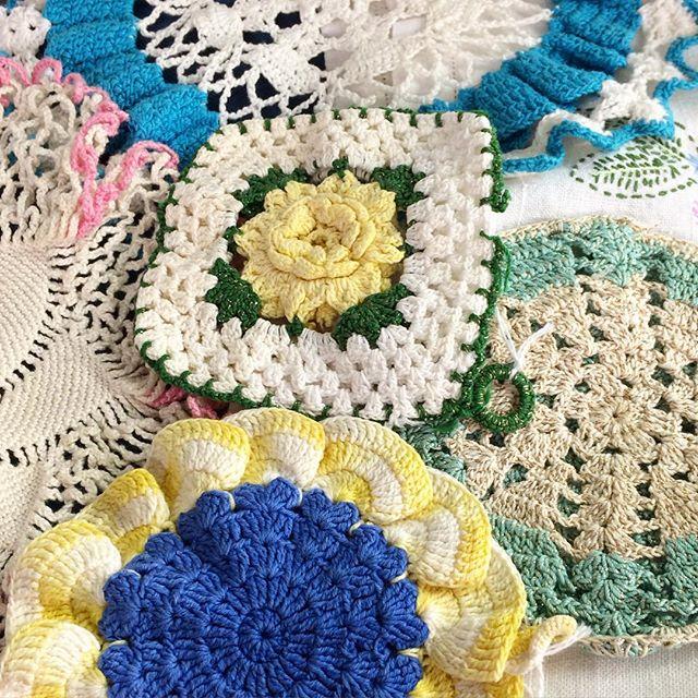 joyfuljaxcrochets.and.knits crochet potholders