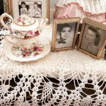 joyfuljaxcrochets.and.knits vintage crochet tabletopper