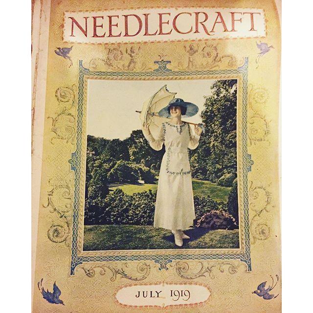 july 1919 crochet magazine