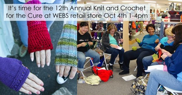 knit and crochet for the cure