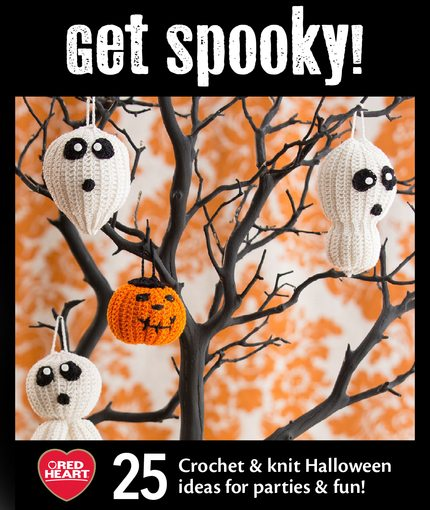 knit and crochet halloween ebook