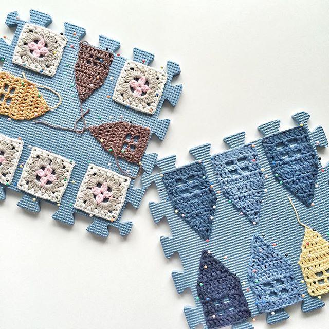 knitpurlhook blocking crochet