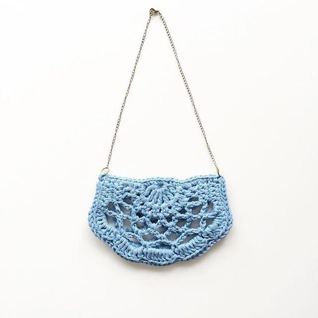 knitpurlhook crochet purse