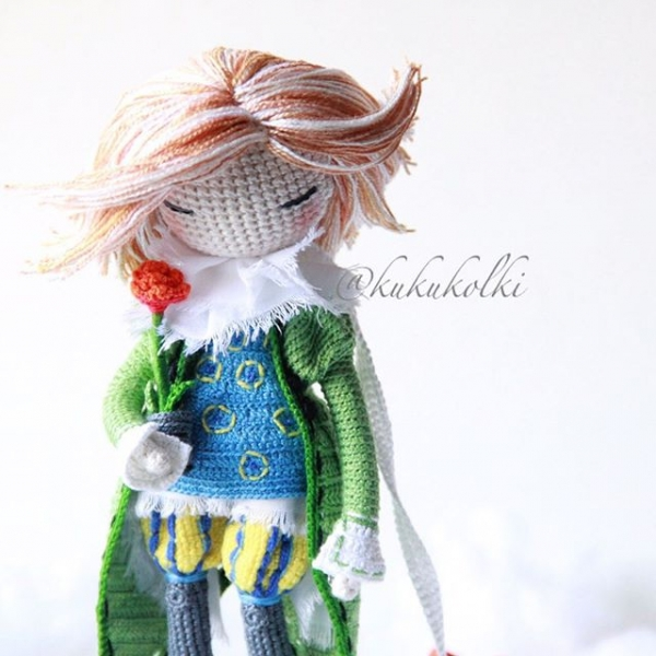 kukukolki crochet art dolls
