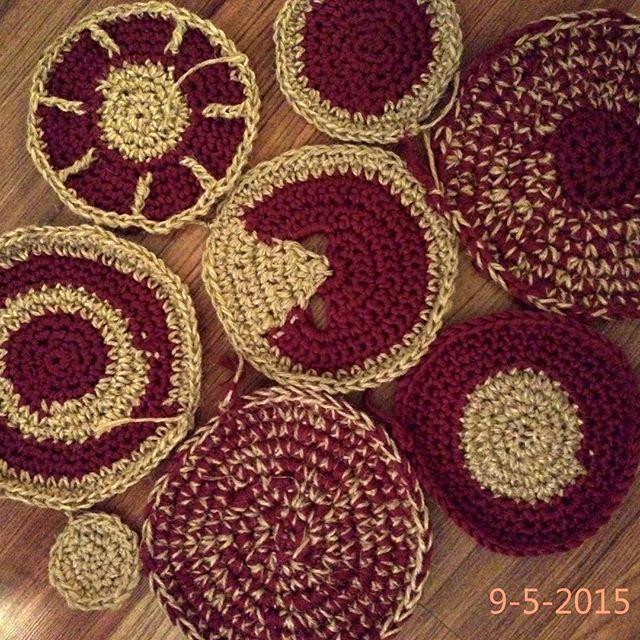 lisablue76 crochet circles