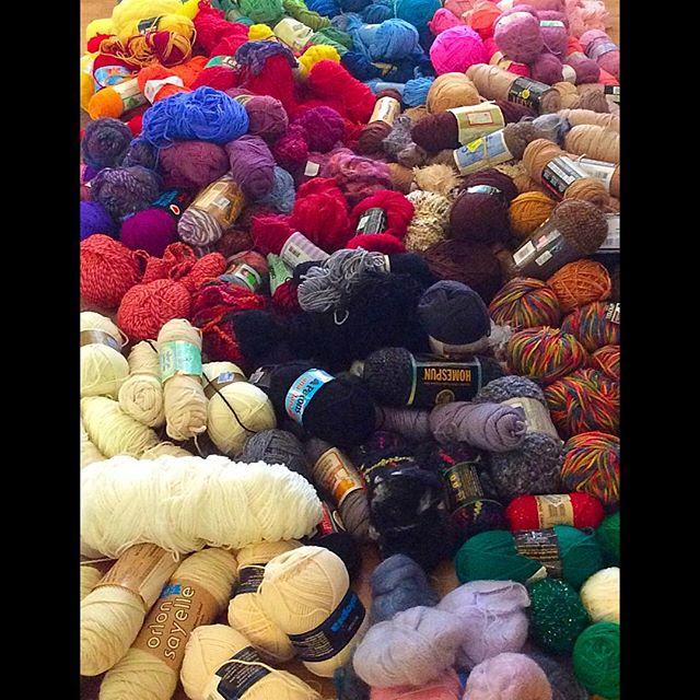 lisesolvang yarn