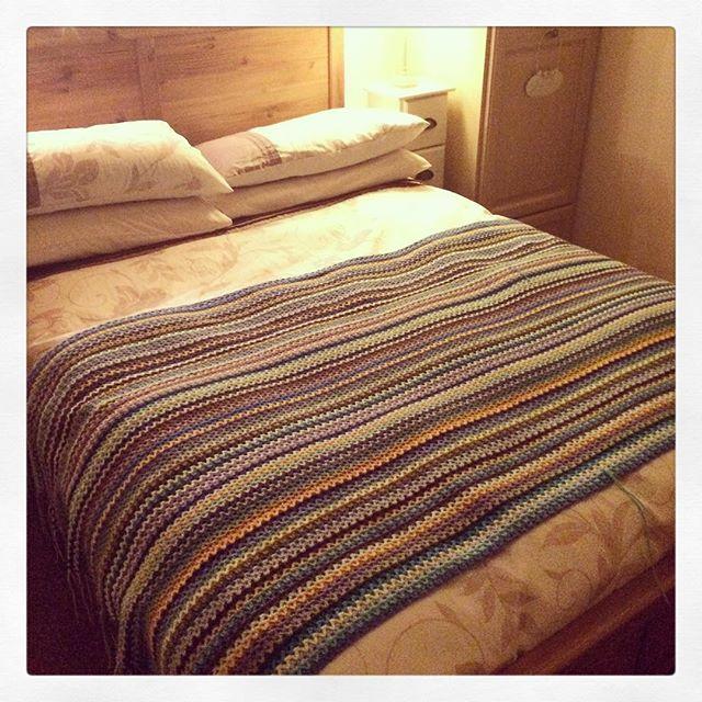 littlebirdbunting crochet blanket