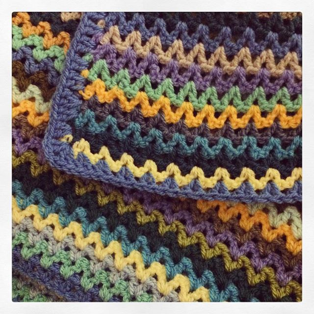 20 V Stitch Crochet Designs To Inspire Your Crafting Crochet