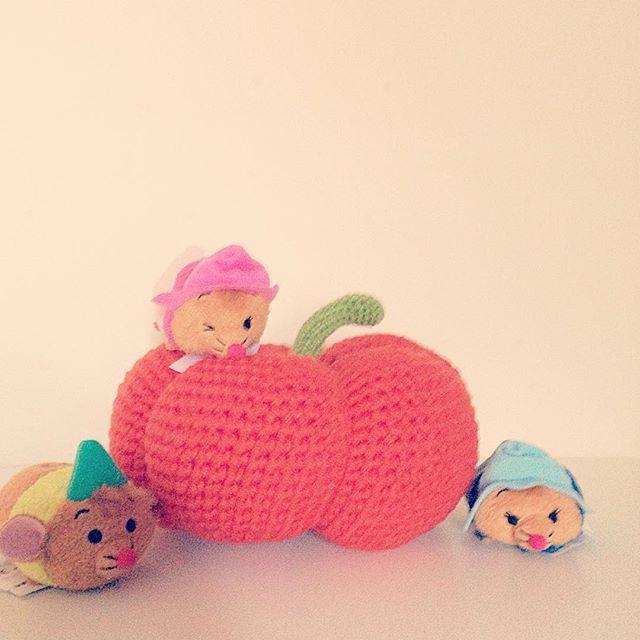 loucamp crochet pumpkin