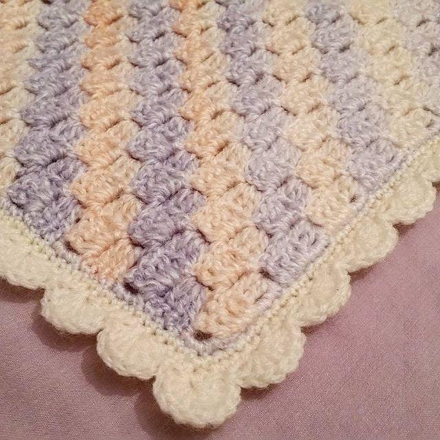 louizamakes c2c crochet blanket