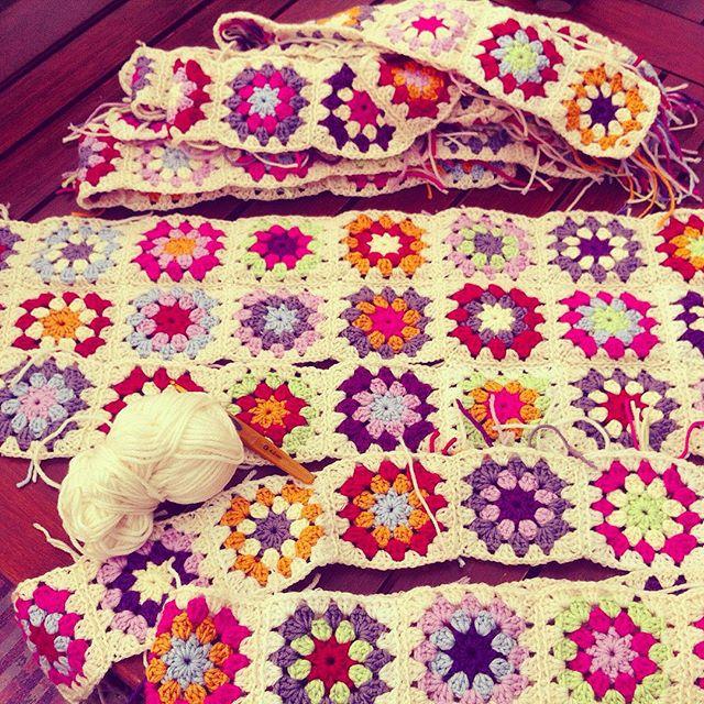 lyndapc crochet blanket