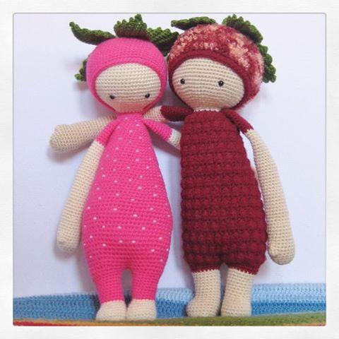 magneticmary crochet dolls