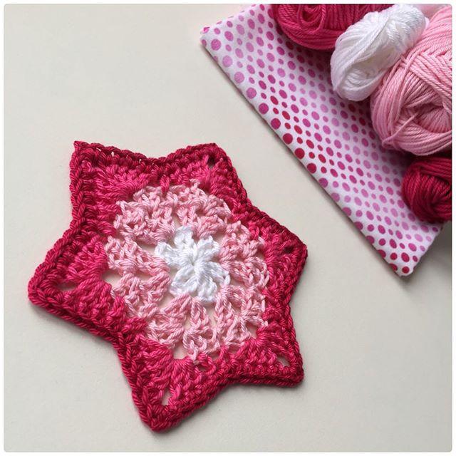 marretjeroos crochet star
