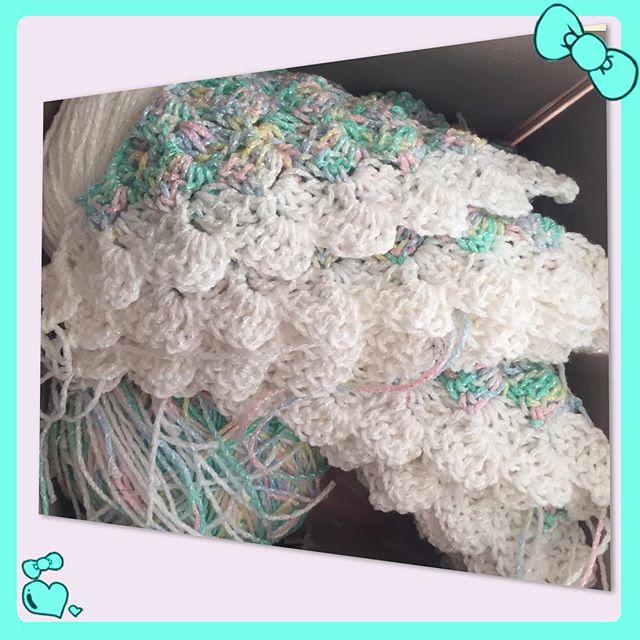 mctoula crochet baby blanket
