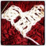 memoryheartday crochet heart vercillo