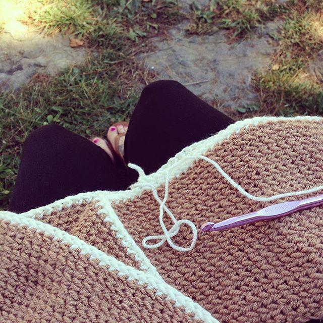 mightyruby crochet blanket