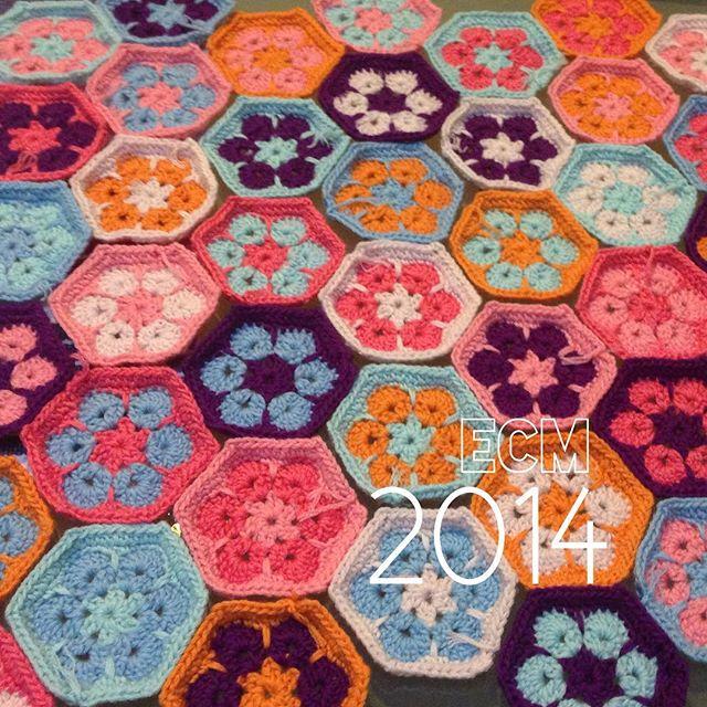 _nannaem crochet african flowers