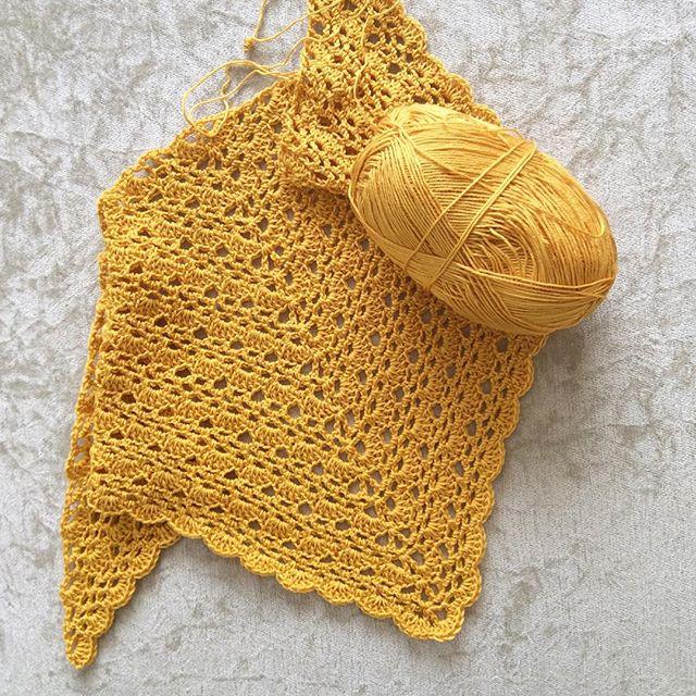 nesimerciger mustard crochet