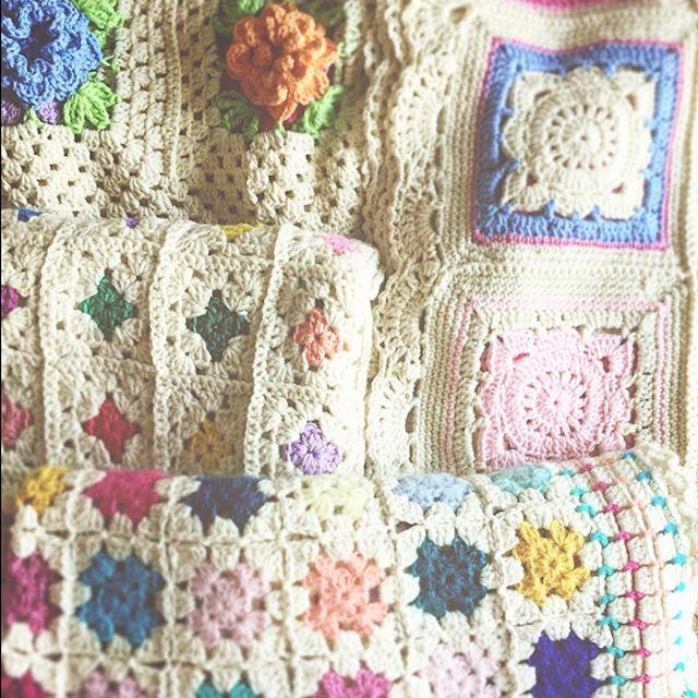 nickymirandacrochet crochet blankets