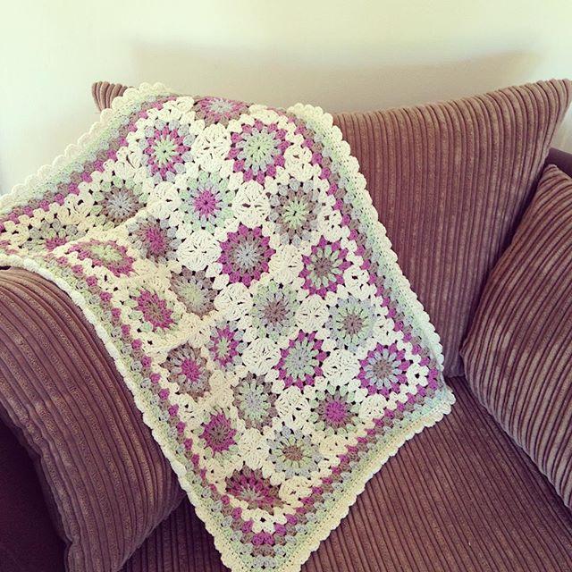 nimpin crochet squares blanket