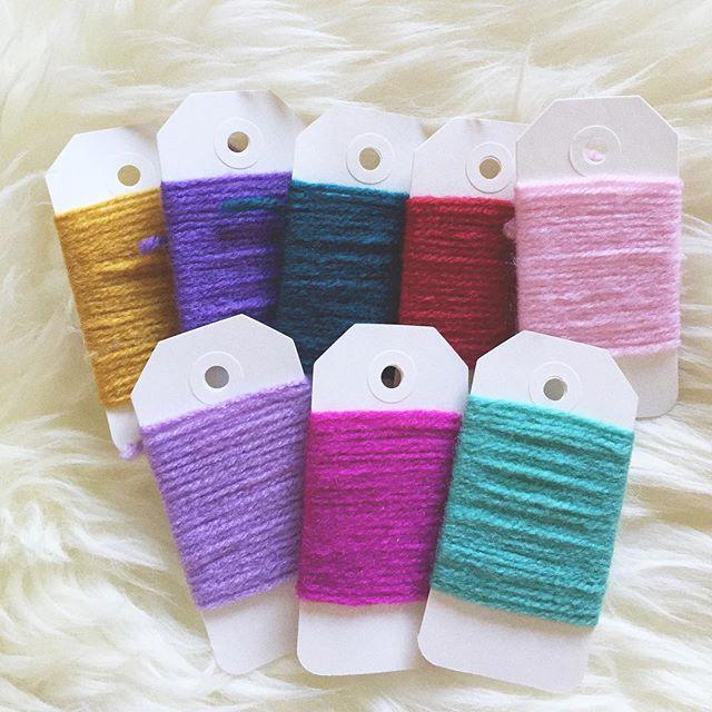 olivesandpickles yarn